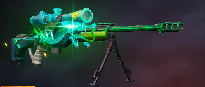 性能 荒野 武器スキン